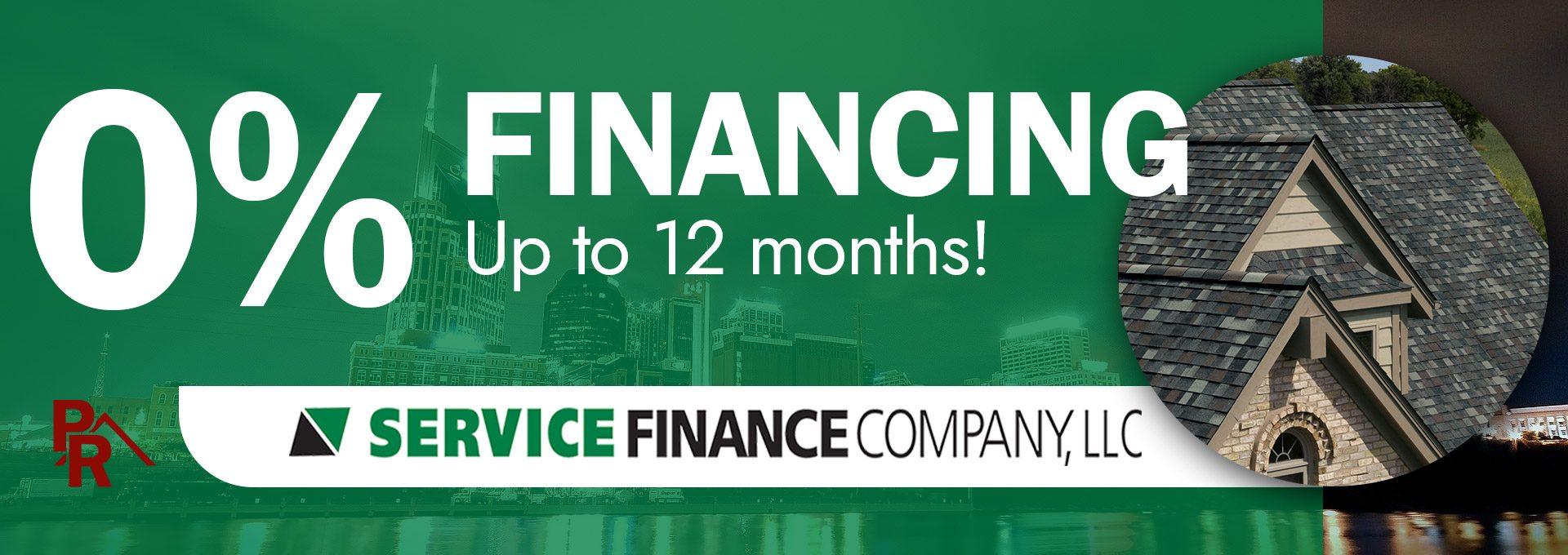 Service Financing LLC Graphic